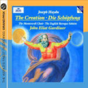 CD La Creazione (Die Schöpfung) di Franz Joseph Haydn