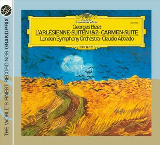 CD L'Arlésienne Suites - Carmen Suite di Georges Bizet