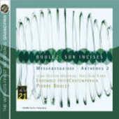 CD Sur Incises - Messagesquisse - Anthèmes Pierre Boulez Ensemble Intercontemporain