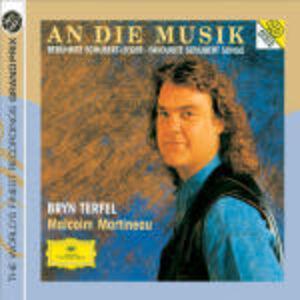 CD An Die Musik. I pezzi favoriti da Schubert