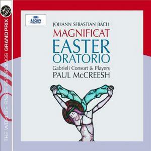 CD Oratorio di Pasqua (Easter-Oratorium) - Magnificat di Johann Sebastian Bach