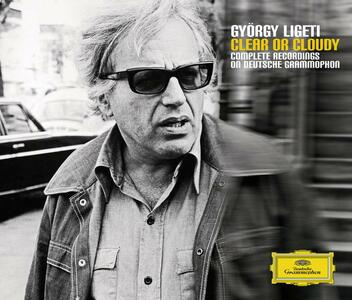 Clear or Cloudy - CD Audio di György Ligeti
