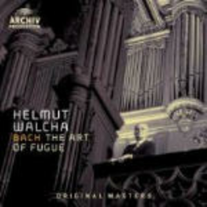CD L'arte della fuga (Die Kunst der Fugue) di Johann Sebastian Bach