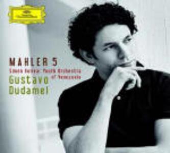 Sinfonia n.5 - CD Audio di Gustav Mahler,Orchestra del Venezuela Simon Bolivar,Gustavo Dudamel