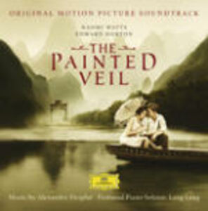 CD The Painted Veil (Colonna Sonora) di Alexandre Desplat