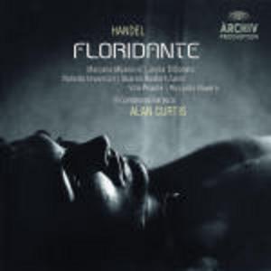 CD Floridante di Georg Friedrich Händel