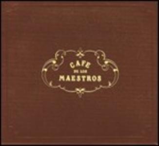 CD Cafe de los Maestros