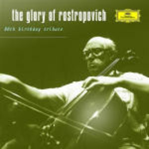 CD The Glory of Rostropovich