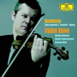 CD Concerto per violino - Sonata per violino op.47 di Ludwig van Beethoven