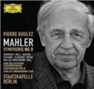 CD Sinfonia n.8 di Gustav Mahler