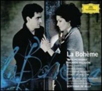 La Bohème - CD Audio di Giacomo Puccini,Anna Netrebko,Rolando Villazon,Bertrand de Billy