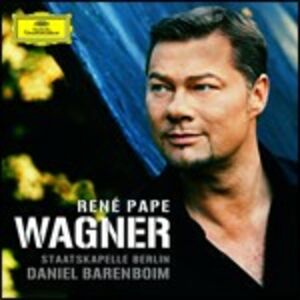 CD Wagner di Richard Wagner