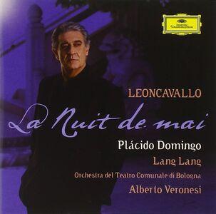CD La Nuit de Mai di Ruggiero Leoncavallo