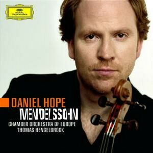 CD Concerto per violino - Ottetto di Felix Mendelssohn-Bartholdy