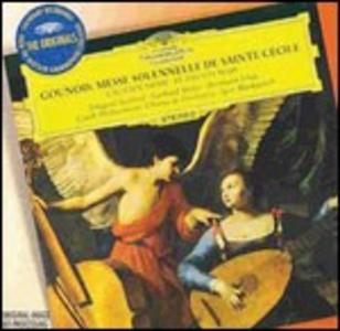 CD Messa Solenne di Santa Cecilia di Charles Gounod