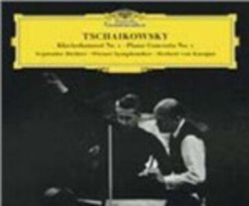 CD Concerto per pianoforte n.1 - Variazioni Rococò di Pyotr Il'yich Tchaikovsky