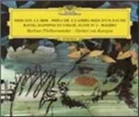 CD Bolero - La Mer / Prelude à l'après-midi d'un faune Claude Debussy Maurice Ravel Herbert Von Karajan