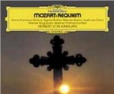 CD Requiem - Messa dell'Incoronazione di Wolfgang Amadeus Mozart
