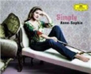 CD Simply Anne-Sophie