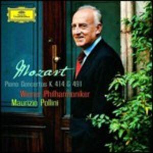 CD Concerti per pianoforte n.12, n.24 di Wolfgang Amadeus Mozart