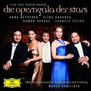 Die Operngala der Stars - CD Audio