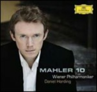 CD Sinfonia n.10 di Gustav Mahler