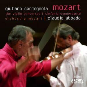 Foto Cover di Concerti per violino - Sinfonia concertante, CD di AA.VV prodotto da Archiv