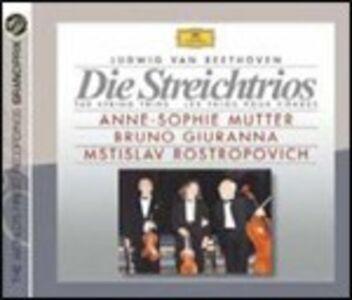 CD Trii per archi di Ludwig van Beethoven