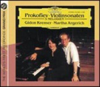 Foto Cover di Sonate per violino, CD di AA.VV prodotto da Deutsche Grammophon