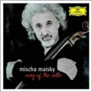 CD Songs of the Cello
