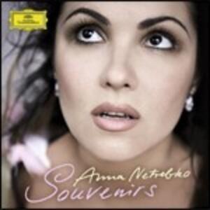 Souvenirs - CD Audio + DVD di Anna Netrebko