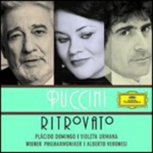 CD Puccini ritrovato di Giacomo Puccini