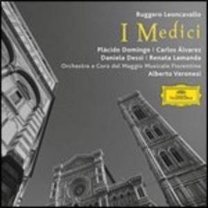 CD I Medici di Ruggiero Leoncavallo