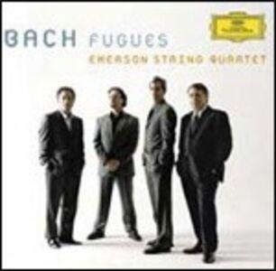 CD Fugues di Johann Sebastian Bach