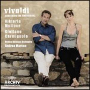 CD Concerti per 2 violini di Antonio Vivaldi