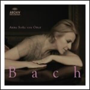 Arias - CD Audio di Johann Sebastian Bach,Anne Sofie von Otter