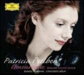 Foto Cover di Amoureuses, CD di Patricia Petibon, prodotto da Deutsche Grammophon