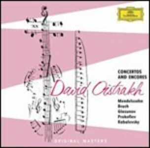 CD Concertos and Encores