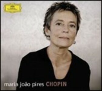 Foto Cover di Chopin, CD di Fryderyk Franciszek Chopin,Maria Joao Pires, prodotto da Deutsche Grammophon