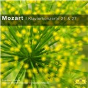 CD Concerti per pianoforte n.21, n.27 di Wolfgang Amadeus Mozart