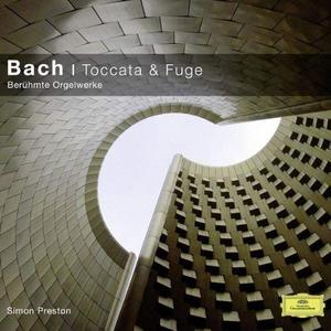 CD Toccata & Fuge di Johann Sebastian Bach