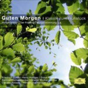 CD Guten Morgen - Klassik Zum