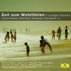 CD Tempo di Relax. Lounge Classics