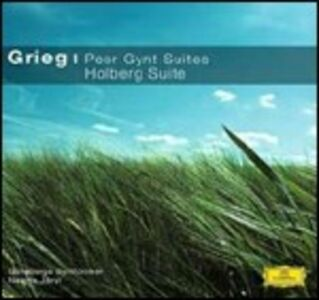 CD Peer Gynt Suites di Edvard Grieg