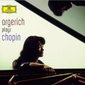 CD Argerich plays Chopin di Fryderyk Franciszek Chopin