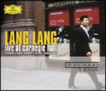 CD Live at Carnegie Hall