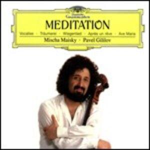 Vinile Meditation