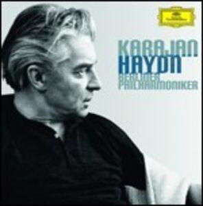 Foto Cover di 6 Sinfonie parigine - 12 Sinfonie londinesi, CD di AA.VV prodotto da Deutsche Grammophon