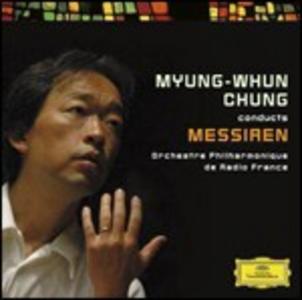 CD Trois Petites Liturgies di Olivier Messiaen