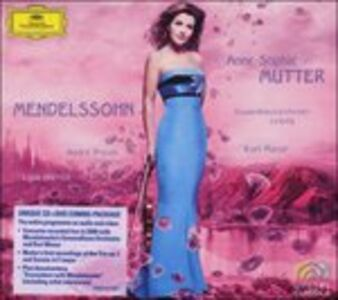CD Concerto per Violino op.64 di Felix Mendelssohn-Bartholdy
